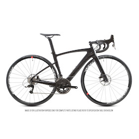 Planet X EC-130E Rivet Rider Disc SRAM Rival 22 Aero Road Bike