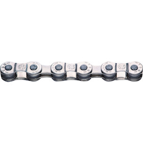 "Jobsworth YBN S8 / 8 Speed / 1/2"" X 3/32"" Chrome Plated Chain"