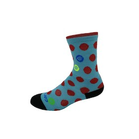 Carnac KOM High Top Merino Cycling Socks
