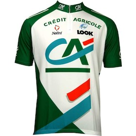 Nalini Credit Agricole 2005 Classic Pro Team Jersey