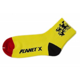 Planet X Coolmax Lion Of Flanders Socks
