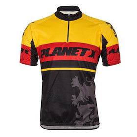 Planet X Flanders Short Sleeve Jersey