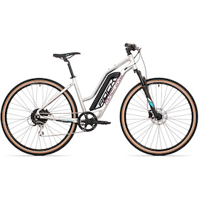 Rock Machine Crossride E350 Ladies Touring E-Bike  (incl. Battery 500Wh)