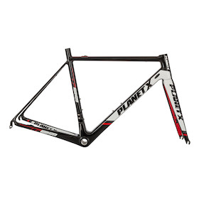 Planet X RT-80 Carbon Road Frameset (BBO)