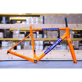 Holdsworth Corsa Superlight Disc Road Race Bike Frameset