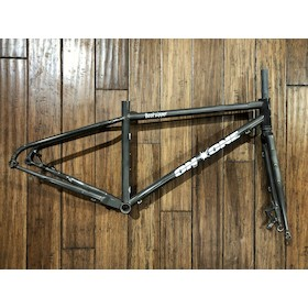 On-One Bootzipper 29er Mountain Bike Frameset