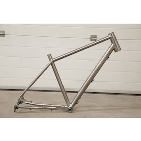 Titus Goldrush Multi-Wheel Titanium Bikepacking Frame