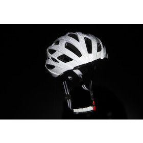Carnac Croix SL Retroreflective LED Road Helmet