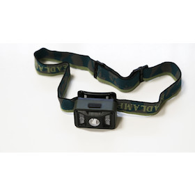 Jobsworth On Me Head Headtorch 300 Lumen