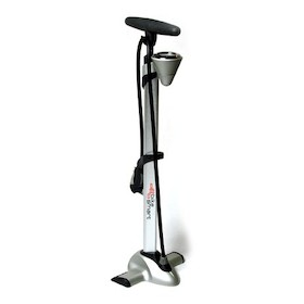 Bike Smart Turboflate Floor Pump