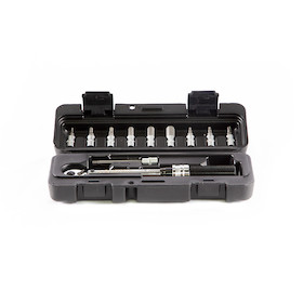 Jobsworth Pro Torque Wrench Set