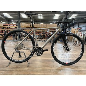 Planet X Tempest Shimano GRX 2x Titanium Gravel Bike Medium (51)