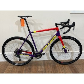 On-One Free Ranger SRAM Force 1 Gravel Bike Purple And Red X Large (58cm)