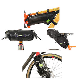 3 Bike Packing Bags Mix And Match