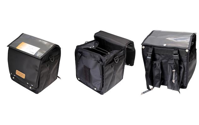 Ostrich Handlebar Bag F-530   Handlebar bags