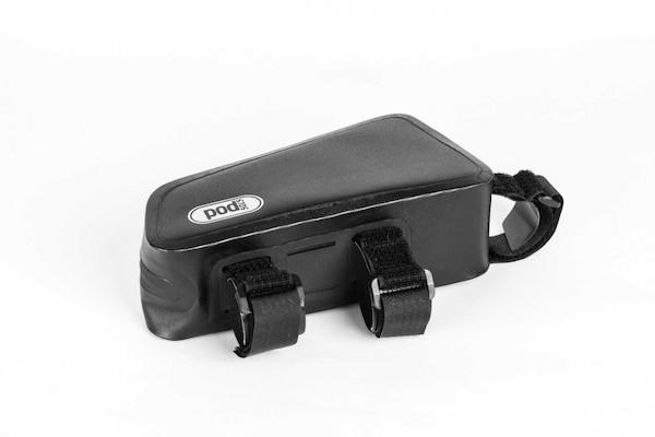 PODSACS Ultra Lite Waterproof Wedge TT Bag / Black   Travel bags