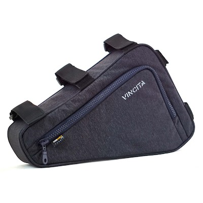 Vincita Strada Bikepacking Frame Bag B025BP | Steltasker