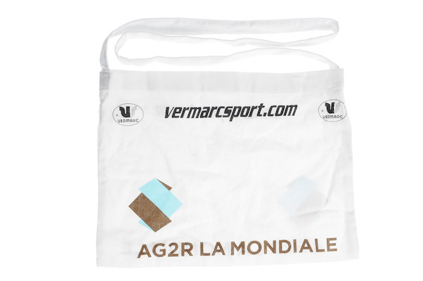 Vermarc Team Musette Cotton Shoulder Bag