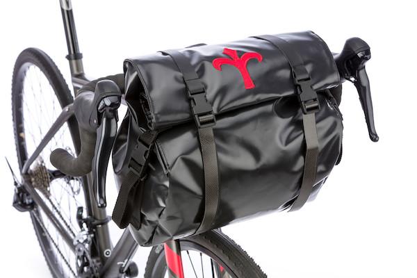 Wilier Adventure Handle Bar Bag For Drop Bars   Handlebars