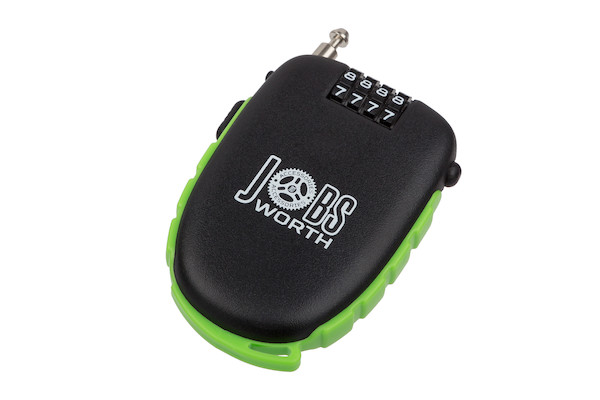 Jobsworth Ristretto Retractable Cafe Lock
