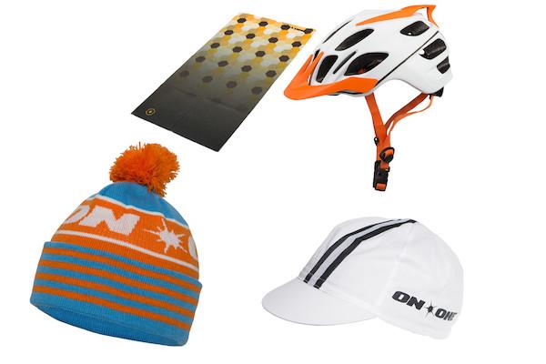 On-One XC MTB Helmet Bundle