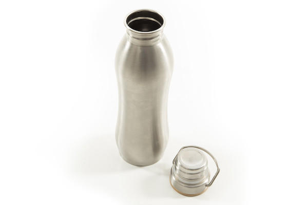 Holdsworth Les Paris Stainless Steel Curved Water Bottle 750mm | Bottles