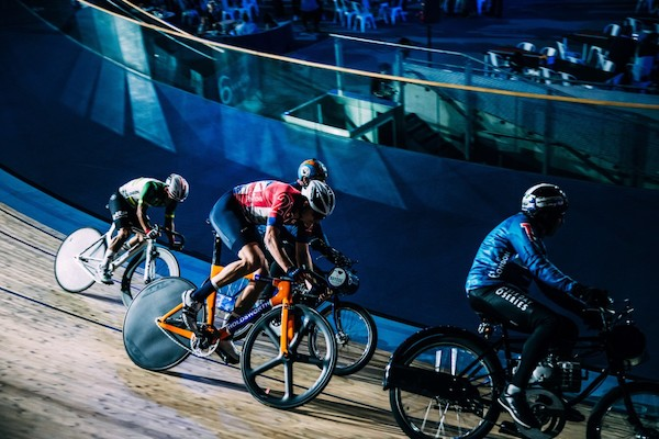 Holdsworth Roi De Velo Carbon Track Bike | Track