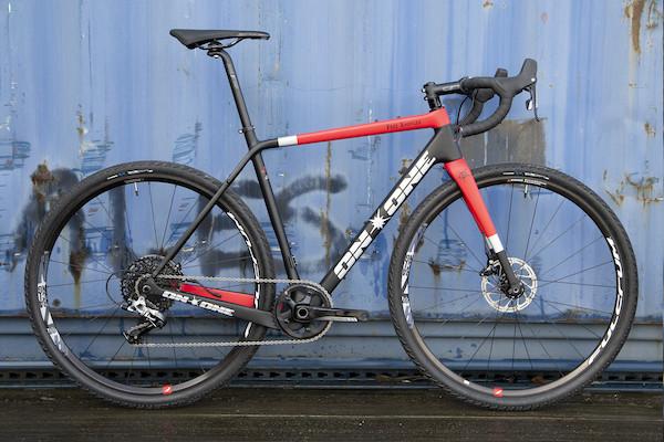 On-One Free Ranger SRAM Rival 1 Gravel Bike | Cross-cykler