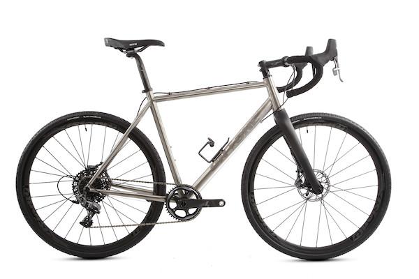 On-One Pickenflick SRAM Force1 Titanium Cyclocross Bike | Cross