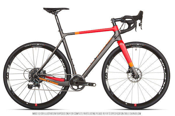 On-One Space Chicken SRAM Force 1 Gravel Bike | Cross-cykler