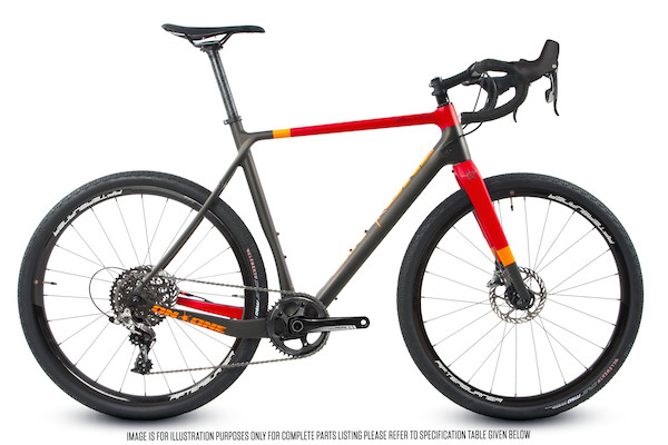 On-One Space Chicken Rival1 650B   Wheelset