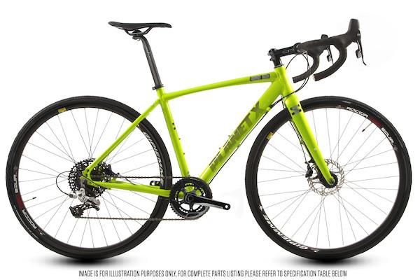 Planet X London Road Rival22 | City-cykler