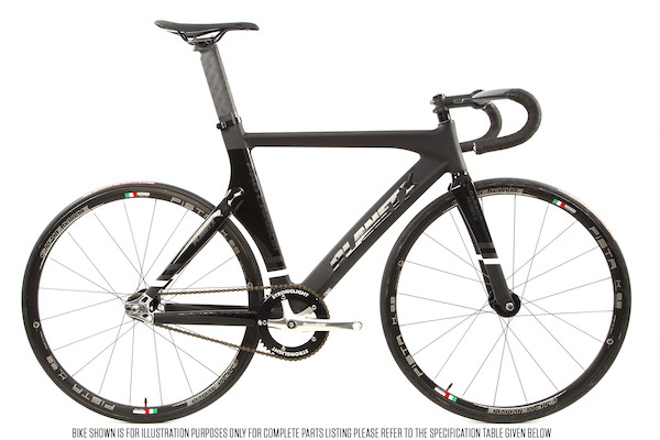 Planet X Pro Carbon Track Bike | Track