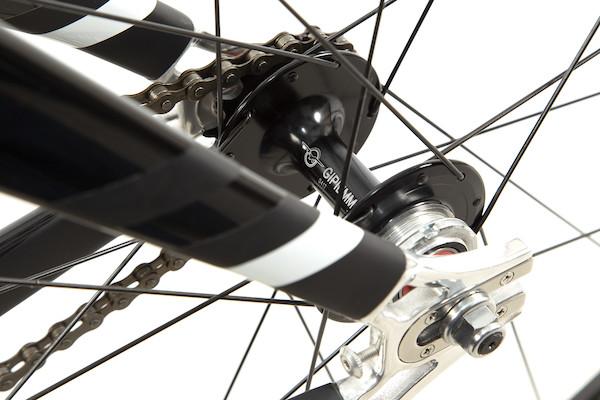 Planet X Franko Bianco Pro Carbon Track Bike