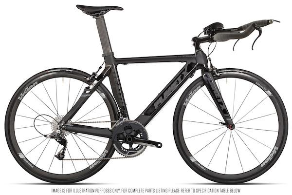 Planet X Stealth SRAM Rival 22 TT/Tri Bike | Tri/time trial