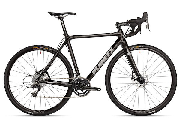 Planet X XLS SRAM Rival22 HRD Carbon Cyclocross Bike | Cross