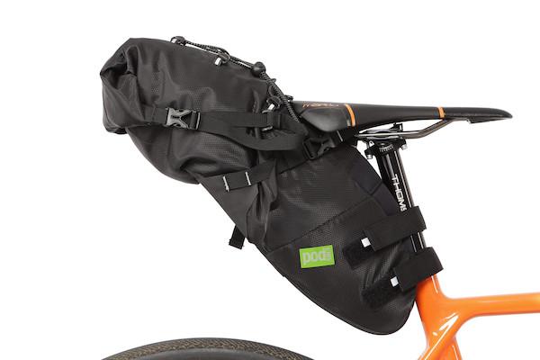 PODSACS Waterproof Saddle Pack   Saddle bags
