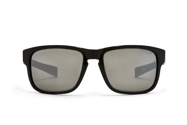 Carnac RSF SE Sunglasses / Gloss Black / HD Silver | cykelbrille