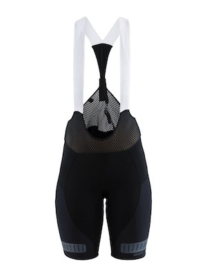 Craft Hale Glow Womens Bib Shorts