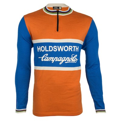 Holdsworth Heritage Long Sleeve Merino Jersey