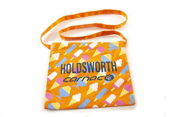 Holdsworth Orange Ice Cream Edition Podium Cotton Musette | Body maintenance