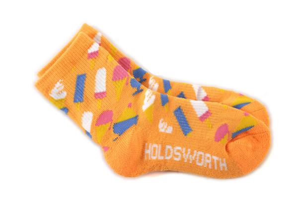 Holdsworth Ice Cream Kids Cycling Socks | Socks