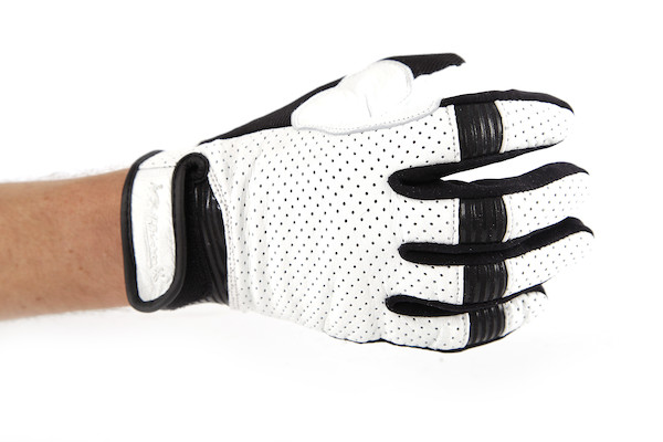 Holdsworth Quelda Luxe Leather Full Finger Glove | Gloves