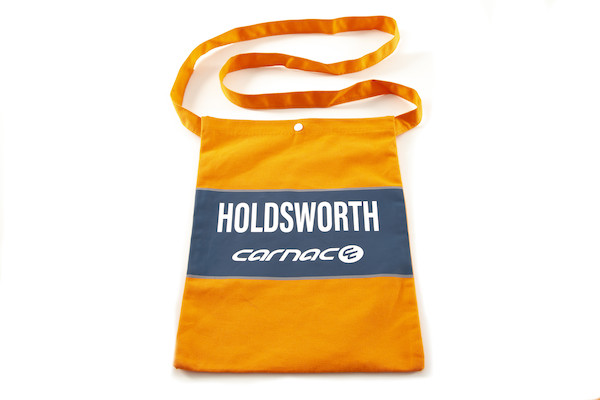 Holdsworth Team Edition Travel Cotton Tote Bag | Travel bags