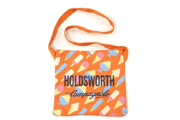 Holdsworth Orange Ice Cream Edition Race Canvas Musette | Body maintenance