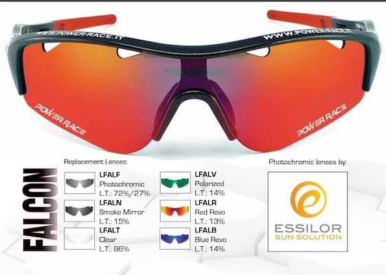 Dolce Vita Falcon Cycling Glasses | Glasses