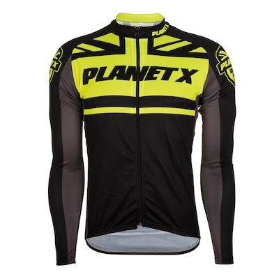 Planet X Union Long Sleeve Summer Jersey | Trøjer