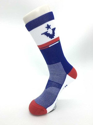 Viner Retro 70 High Top Cycling Socks | Socks