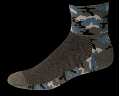 Save Our Soles Camo Socks