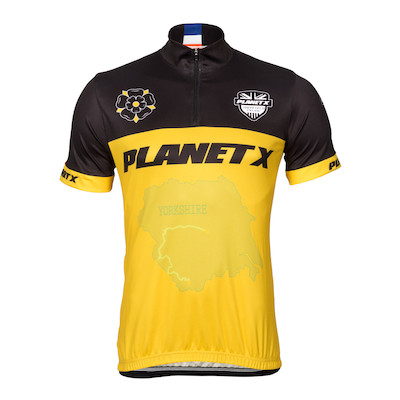Planet X Yorkshire 2014 Jersey